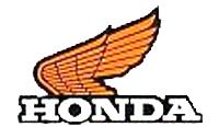 1978-80 HONDA CR250R Elsinore 油箱貼紙