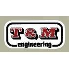 【HollyEquip】T&M Engineering貼紙