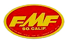 FMF Oval 貼紙(Large)