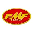【HollyEquip】FMF Oval 貼紙(Large)