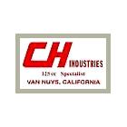 【HollyEquip】CH Racing貼紙
