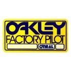 【HollyEquip】Oakley Oneal 貼紙