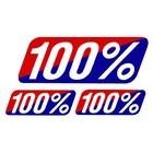 【HollyEquip】100% 貼紙組