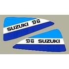 【HollyEquip】DG 1979 SUZUKI RM250 油箱貼紙(PR)