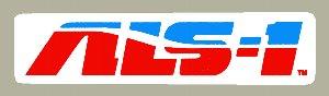 JT Racing ALS-1 安全帽貼紙