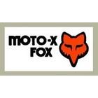 【HollyEquip】Moto-X Triple Clamp/FOX Forx 貼紙