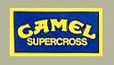 Camel Supercross 貼紙