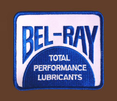 Bel-Ray 布徽章