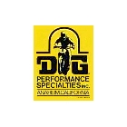 【HollyEquip】DG Performance 貼紙