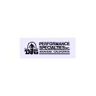 【HollyEquip】DG Performance Swingarm 貼紙