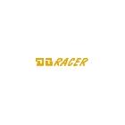 【HollyEquip】DG Racer Die-Cut 貼紙