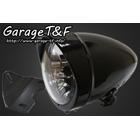 【Garage T&F】4.5吋 Rocket 頭燈&頭燈支架套件 (Type G)