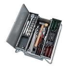 【KTC】雙開型金屬工具箱組