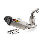 【KTM POWER PARTS】AKRAPOVIC 排氣管尾段