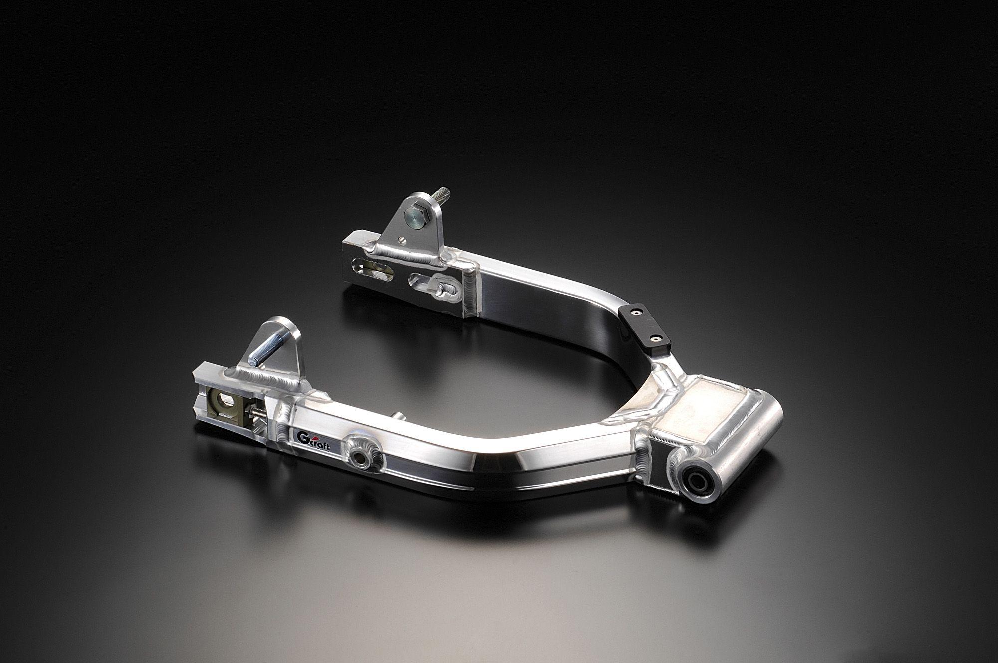 DAX專用多角型雙避震後搖臂mini 加長12cm