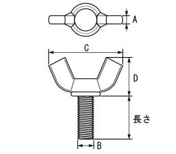 【K-CON】蝴蝶螺絲 - 「Webike-摩托百貨」