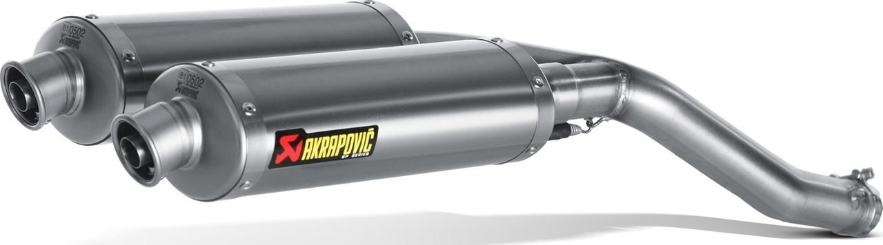 【AKRAPOVIC】SP 系列 Line 鈦合金排氣管尾段 - 「Webike-摩托百貨」