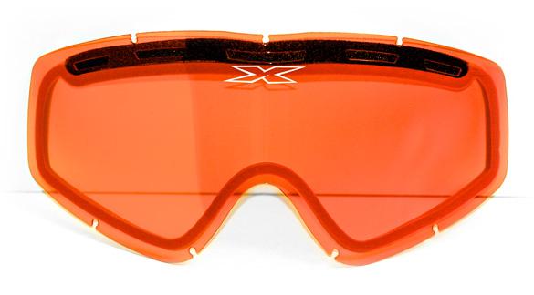 GOX 滑雪板/雪地越野風鏡用 SNOW-X鏡片 【選配】