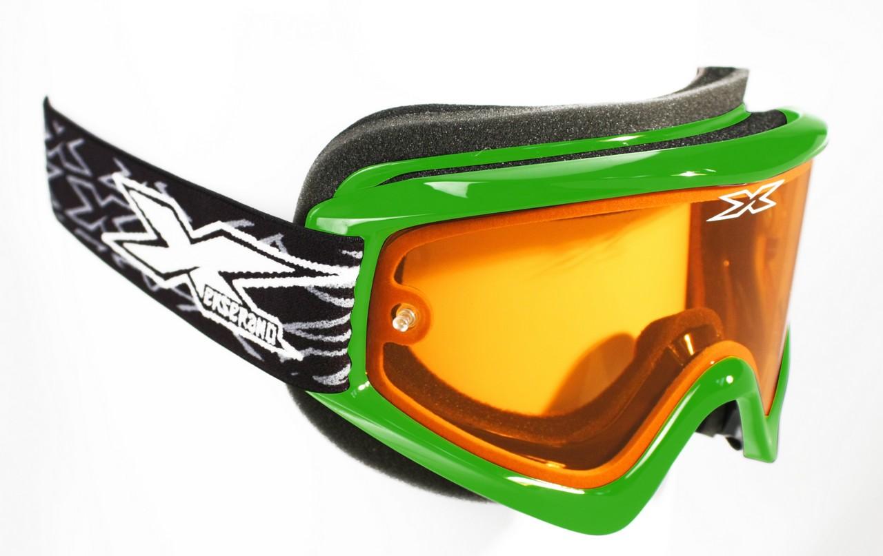 GOX SNOW XXXX 滑雪板/雪地用越野風鏡