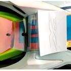 【EKS (X) Brand】EZ Tear-off 風鏡快拆薄膜鏡片固定器