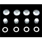【Neofactory】搖臂軸端 內六角螺絲套件 Uni-鍍鉻