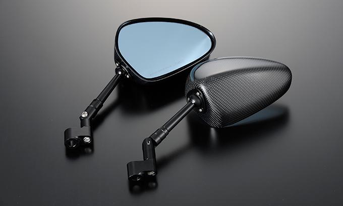 NK1後視鏡(平織碳纖維)