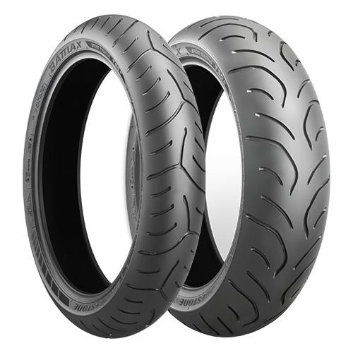 Bridgestone battlax sport touring t30 evo 150 70zr17 m c 69w tire mcr05135
