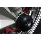 【MOTO CORSE】前軸保護滑塊(防倒球)&鈦合金螺絲