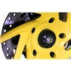 【MOTO CORSE】後軸保護滑塊 (防倒球)&鈦合金螺絲