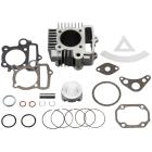 【DAYTONA】標準型汽缸頭對應加大缸徑套件 (88cc)