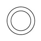 【SP武川】密封墊片14×20×1.5T(5個)