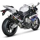【AKRAPOVIC(蠍子管)】e1型式 Racing Line (4-2-1) 碳纖維全段排氣管 碳纖維尾蓋
