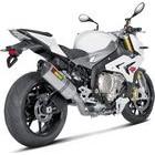 【AKRAPOVIC(蠍子管)】RacingLine (4-2-1) 鈦合金全段排氣管 (碳纖維尾蓋消音器)