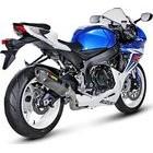 【AKRAPOVIC(蠍子管)】Racing line 4-2-1 碳纖維  全段排氣管