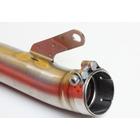 【AKRAPOVIC(蠍子管)】排氣管尾段用的連接管