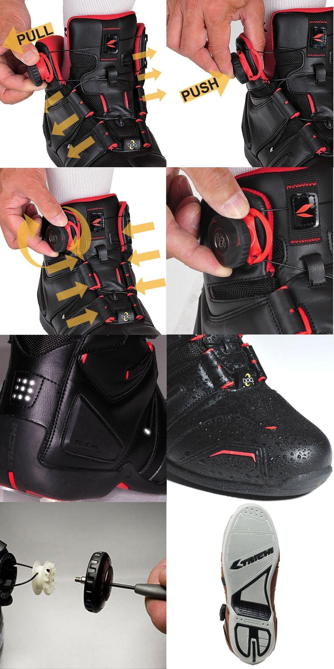 【RS TAICHI】Dry master BOA 騎士靴 - 「Webike-摩托百貨」