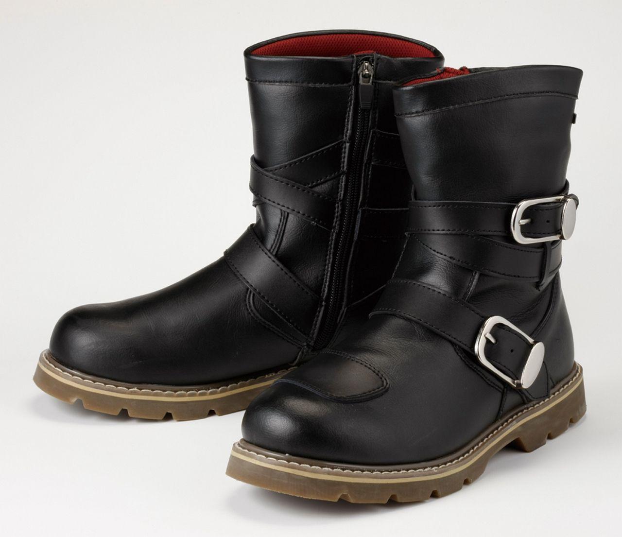 防水騎士靴