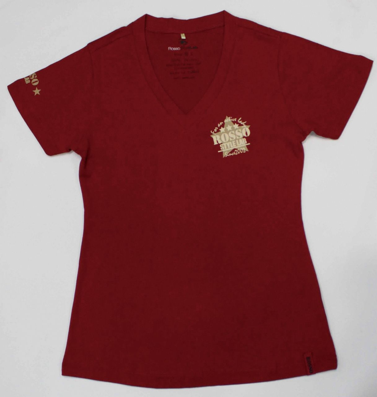 【Rosso StyleLab】RossoT恤 Military Star - 「Webike-摩托百貨」