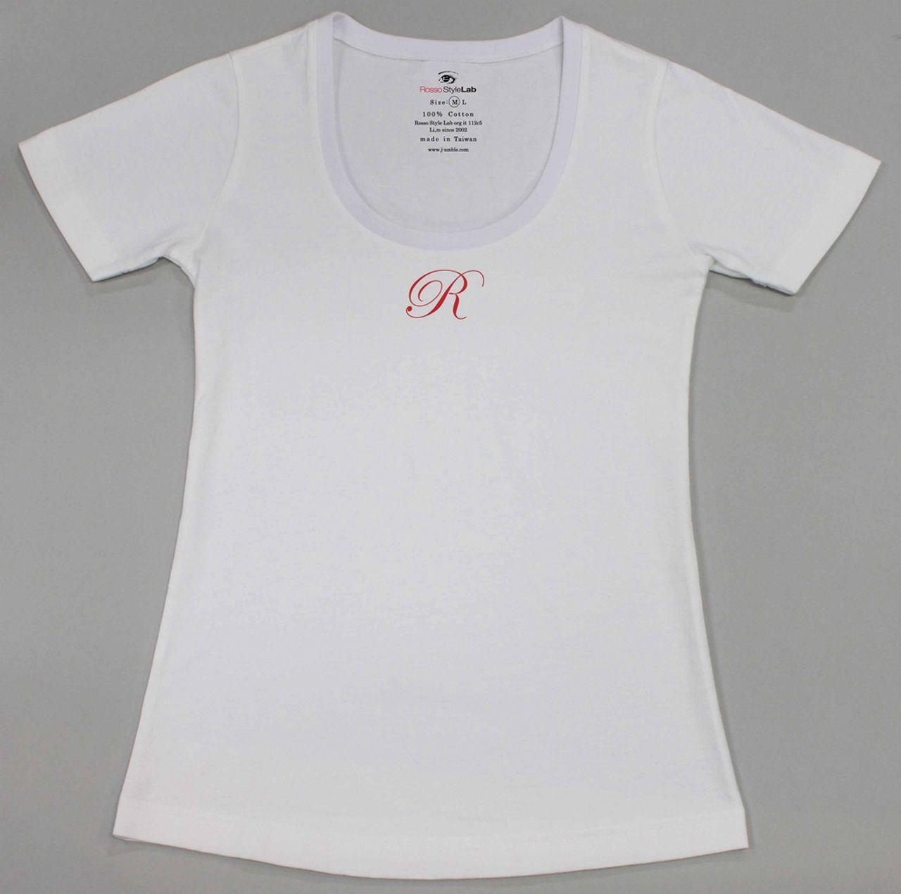 【Rosso StyleLab】RossoT恤 R - 「Webike-摩托百貨」