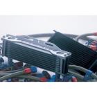 【EARLS】機油冷卻器(油冷排)全組改裝套件 [節溫器型式 、黑色油管]