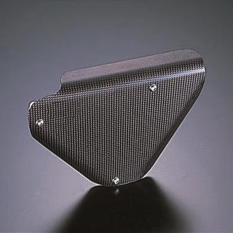 碳纖維左側蓋