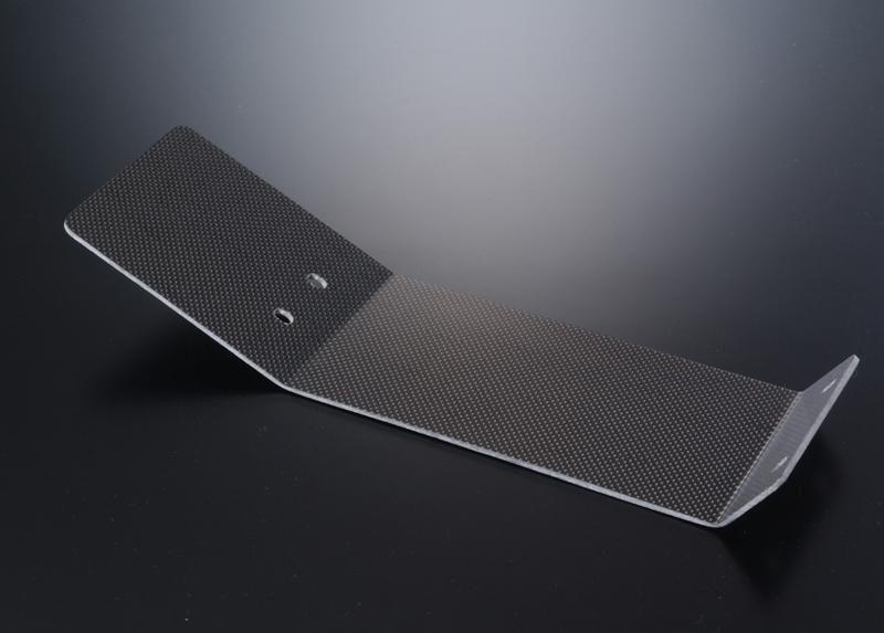 後擋泥板 (長) (碳纖維)