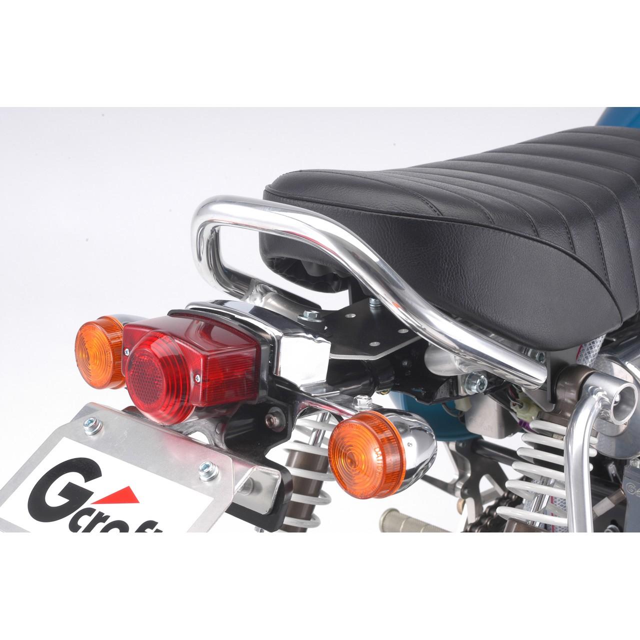 【G-Craft】可調式後扶手 - 「Webike-摩托百貨」