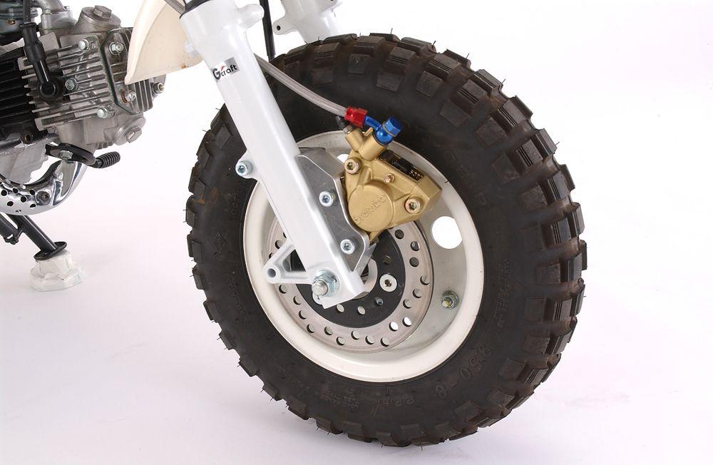 【G-Craft】前煞車卡鉗座 - 「Webike-摩托百貨」