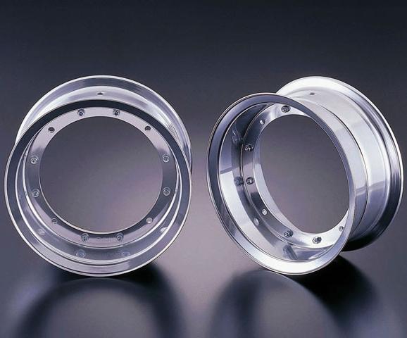 4.0J 銀色10英吋鋁合金輪框套件 4.0J