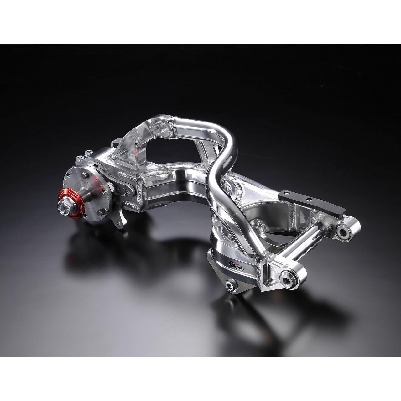 【G-Craft】單邊型後搖臂10英吋4.0J - 「Webike-摩托百貨」