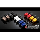 BIKERS Handlebar End Plugs 1