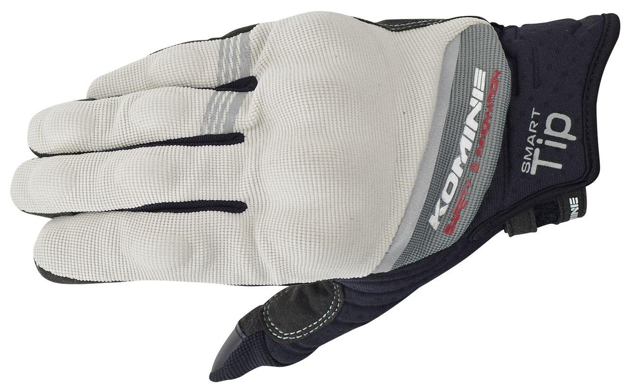 KOMINE GK-182 Protect Mesh Gloves Spartacus II