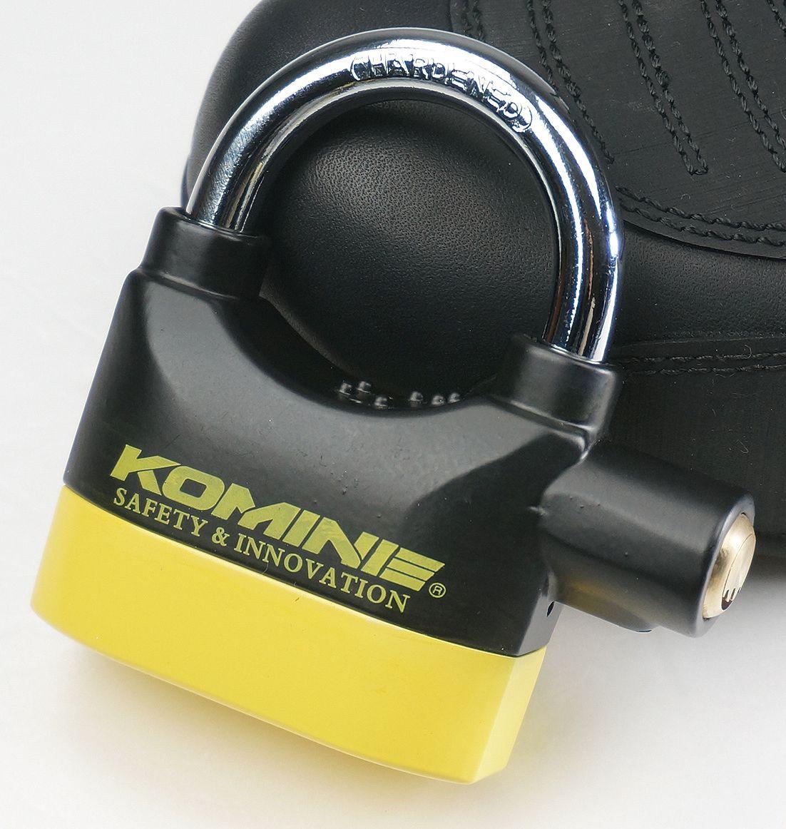 KOMINE LK-120 Alarm Pad Lock