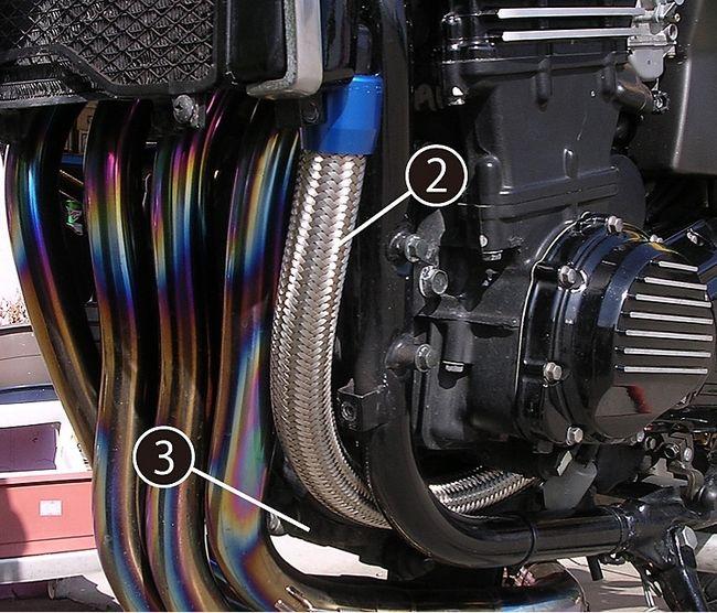 【PMC】散熱器軟管套件 - 「Webike-摩托百貨」